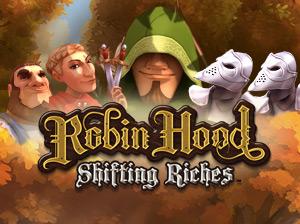 Få 25 gratis spins på Robin Hood hos Maxino Casino
