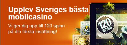 120 gratis spins extra betsson mobil casino