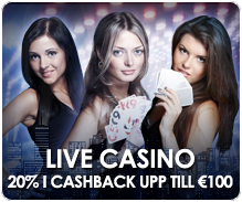 CasinoEuroLiveCasinoCashback